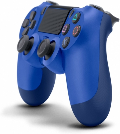 Sony DualShock 4 Wireless Controller for PlayStation 4 - Wave Blue