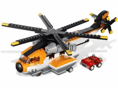 ЛЕГО 7345 Транспортный вертолёт CREATOR