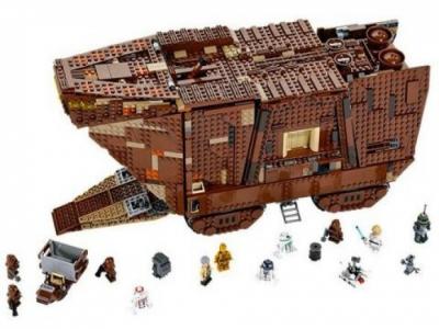 LEGO 75059 Коллекционный Песчаный Краулер Star Wars