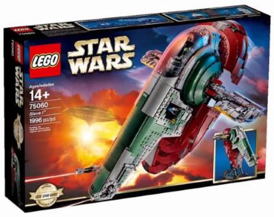 Купить LEGO 75060 Слейв 1 Star Wars