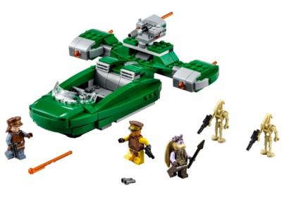 Лего 75091 Световой спидер
