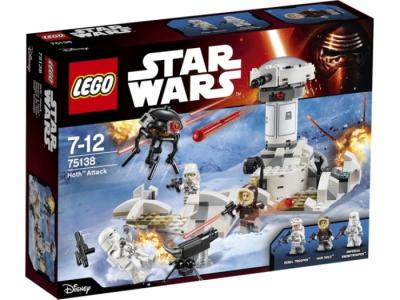ЛЕГО 75138 Звездные войны Нападение на Хо Star Wars