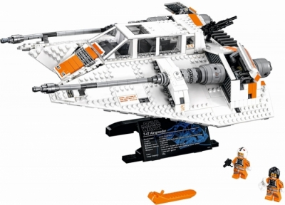 ЛЕГО 75144  Снежный спидер Star Wars