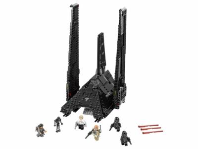 Лего 75156 Имперский шаттл Кренника