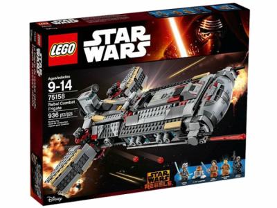 Купить Лего 75158 боевой фрегат повстанцев