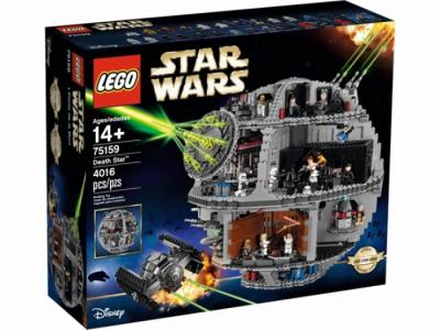 купить ЛЕГО 75159 Звезда Смерти Star Wars