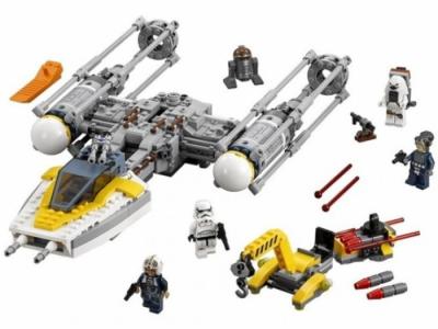 Лего 75172 звёздный истребитель типа Y