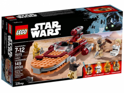 Купить конструктор Лего 75173 Luke's Landspeeder