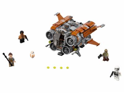 Lego Star Wars 75178 Лего Звездные Войны Квадджампер Джакку