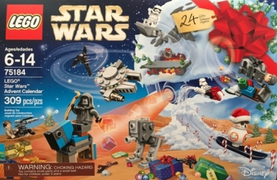 Лего 75184 Star Wars Advent Calendar