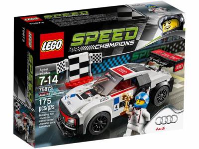 Купить ЛЕГО 75873 ауди R8 LMS ultra Speed Champions