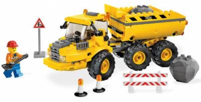 Лего 7631 Самосвал