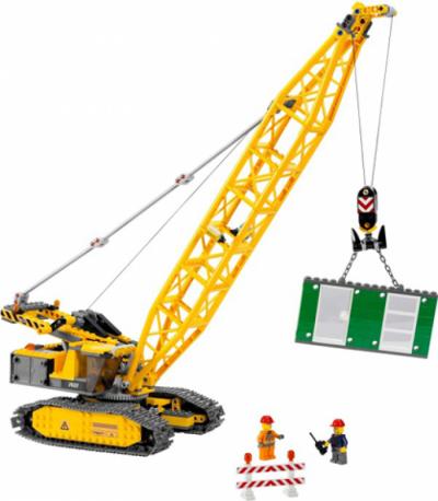 Лего 7632 Гусеничный Кран
