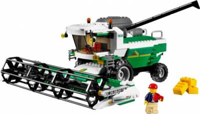 Лего 7636 Комбайн