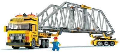 Лего 7900 Тяжелый тягач