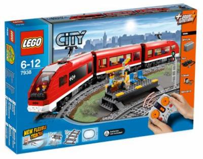 Лего 7938 Пассажирский поезд (Passenger Train)
