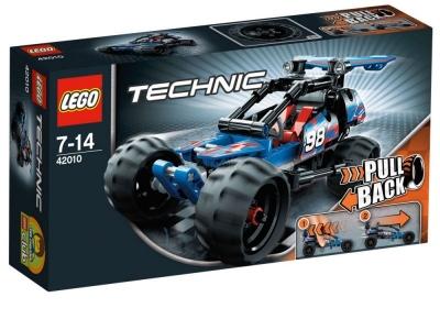 ЛЕГО 42010 Багги с Инерционным Двигателем  Technic
