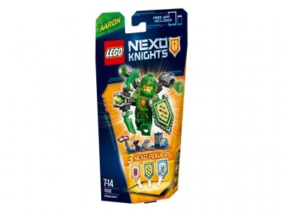 ЛЕГО 70332 Аарон – Абсолютная сила  Nexo Knights