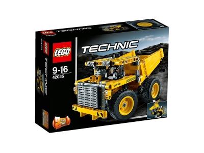 ЛЕГО 42035 Карьерный грузовик Technic