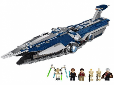 Лего 9515 The Malevolence