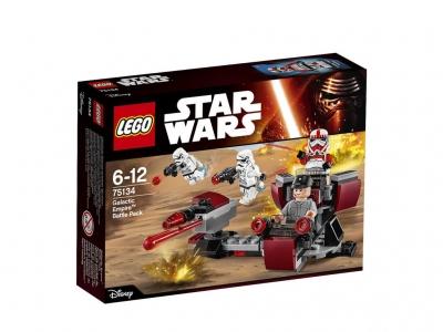 ЛЕГО 75134 Боевой набор Галактической Империи Стар варс
