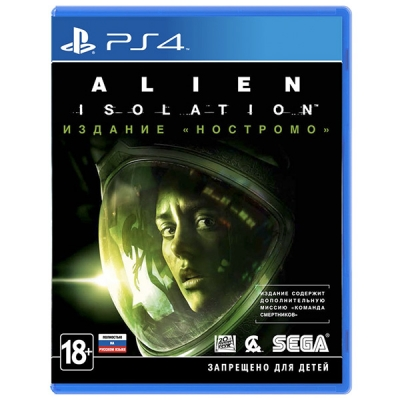 Alien: Isolation [PS4, русская версия]
