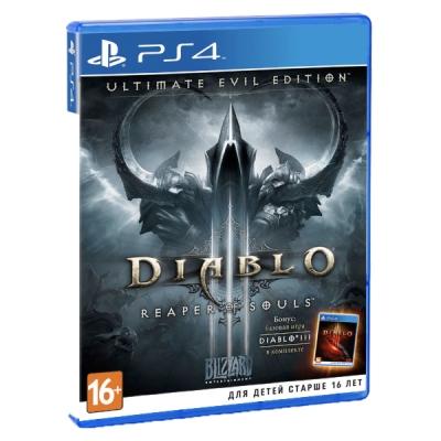 Diablo III: Reaper of Souls. Ultimate Evil