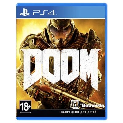 Doom 4 (2016) ps4