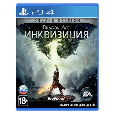 Dragon Age: Инквизиция Deluxe Edition [PS4, русские субтитры]