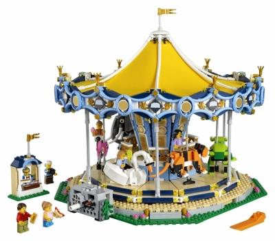 Лего 10257 Карусель