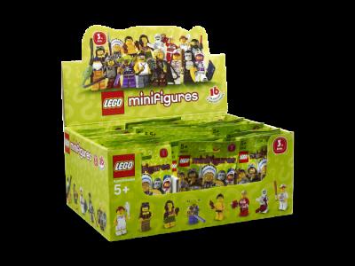 Лего 4614581 Минифигурки