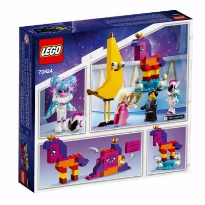The LEGO® Movie 2 70824 Познакомьтесь с королевой Многоликой Прекрасной