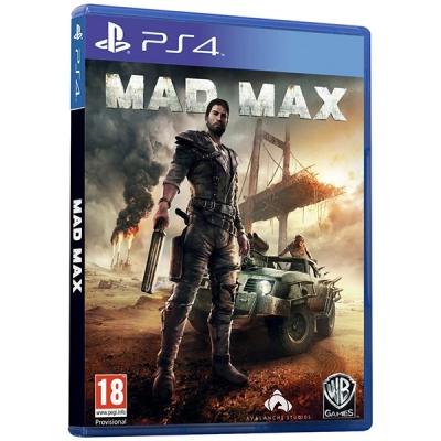 Mad Max [PS4, русские субтитры]