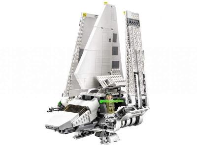 ЛЕГО 75904 Имперский шаттл Тайдириум Star Wars
