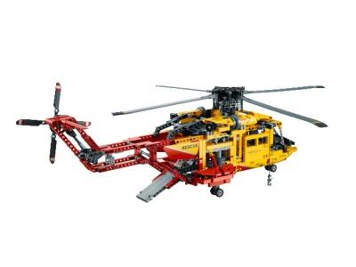 ЛЕГО 9396 Вертолет Technic
