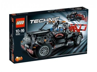 ЛЕГО 9395 Тягач Technic