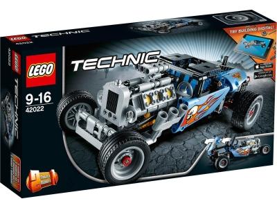 ЛЕГО 42022 Гоночный автомобиль Technic