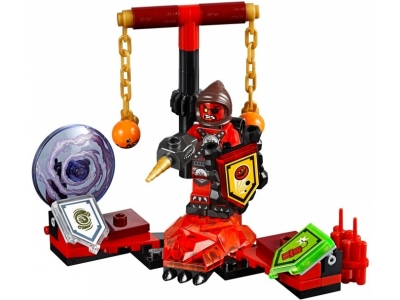 ЛЕГО 70334 Предводитель монстров – Абсолютная сила  Nexo Knights