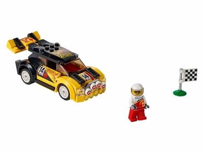 Гоночный автомобиль (Lego 60113)