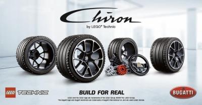 LEGO Technic 42083 Bugatti Chiron - цена