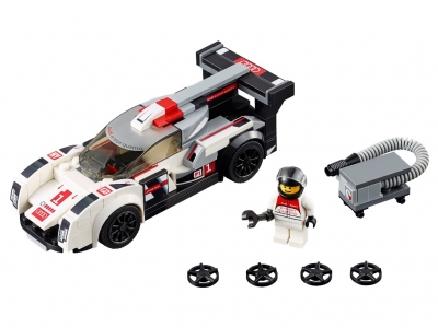 ЛЕГО 75872 Audi R18 E-Tron Quattro Speed Champions