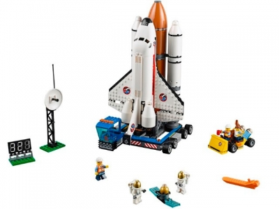 Космодром (Lego 60080)