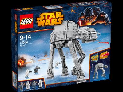 LEGO 75054 Вездеходный Бронированный Транспорт AT-AT Star Wars