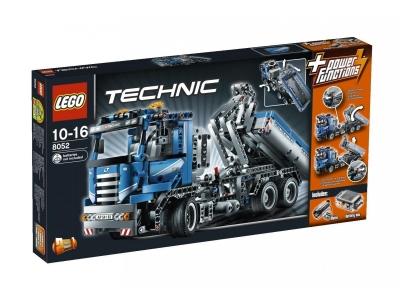 ЛЕГО 8052 Контейнеровоз Technic