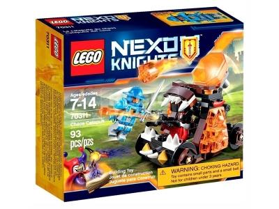 ЛЕГО 70310 Королевский боевой бластер  Nexo Knights