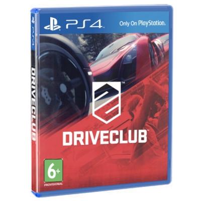 Driveclub [PS4, русская версия]