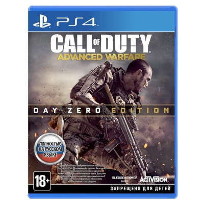 Call of Duty: Advanced Warfare Day Zero Edition [PS4, русская версия]
