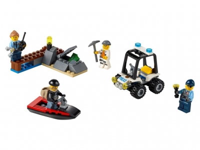 Полиция: набор для начинающих (Lego 60127)