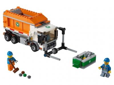 Мусоровоз (Lego 60118)