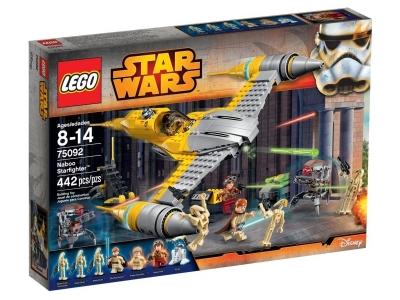 ЛЕГО 75092 Истребитель Набу Star Wars